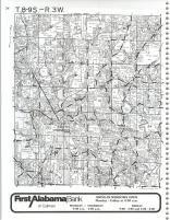 Map Image 020, Cullman County 1982
